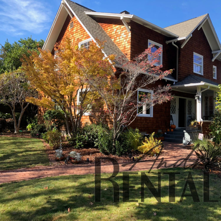 Gorgeous FURNISHED Piedmont Home