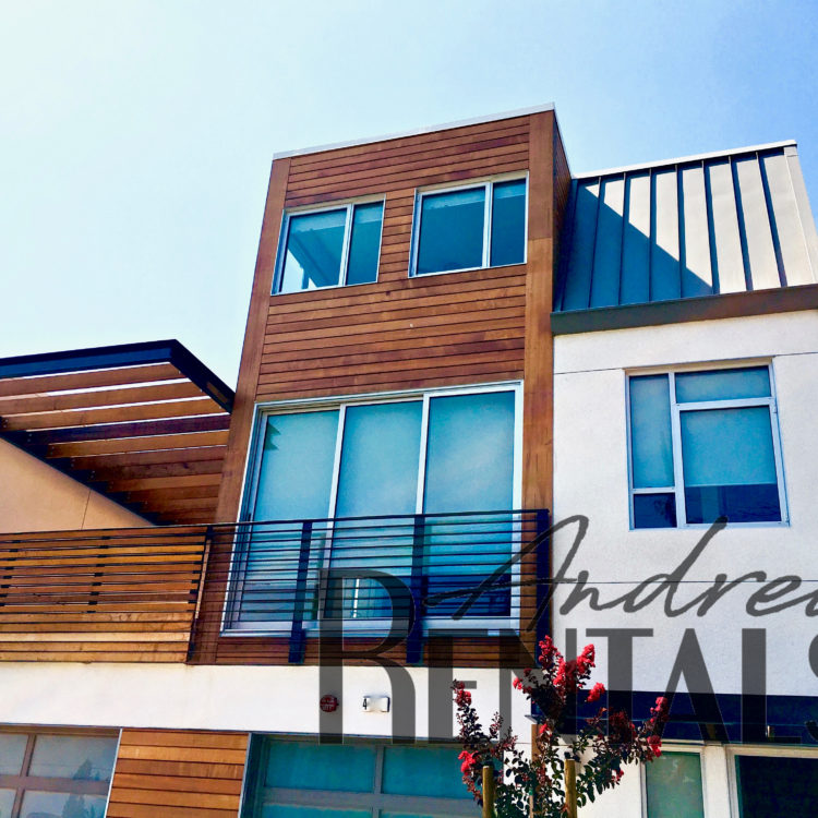 Gorgeous, Brand New, Modern Townhome with Private Outdoor Dining!