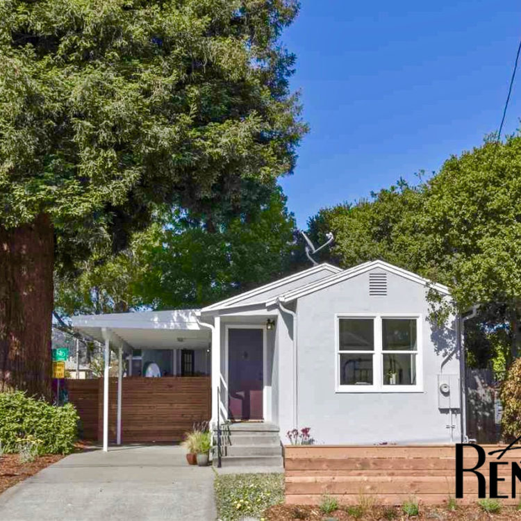 Perfect 1 Bedroom House, in Amazing El Cerrito Location!