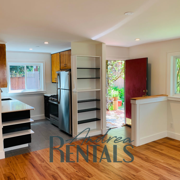 Amazing Cottage, Recently Renovated and Centrally Located in Berkeley!