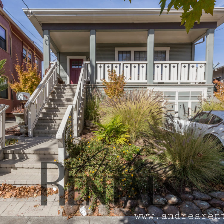 Stylish & Fully Upgraded House from the 1900s in Oakland near all of the Conveniences of Temescal