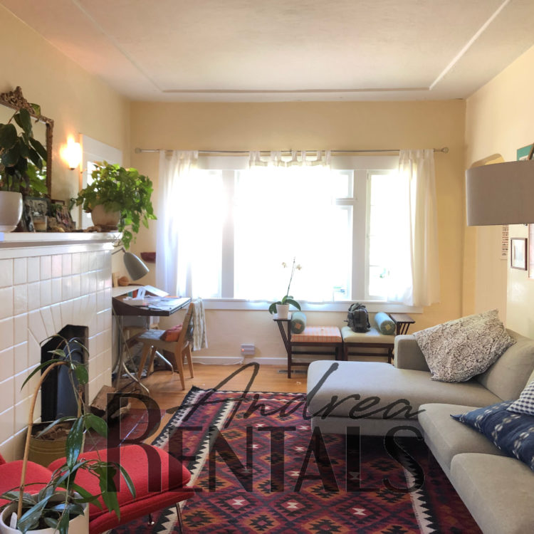 Charming Family Home in the Heart of Temescal Available August 15!