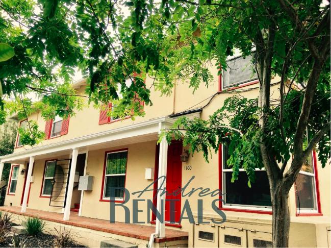 Terrific 1st floor 1BR/1BA unit located in a friendly 4-plex in Berkeley's vibrant Gilman District!