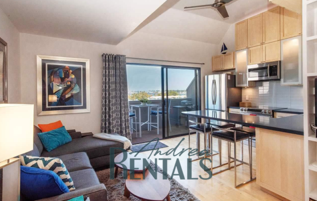 Gorgeous Jack London Square 1 Bedroom Condo with Tons of Detail!
