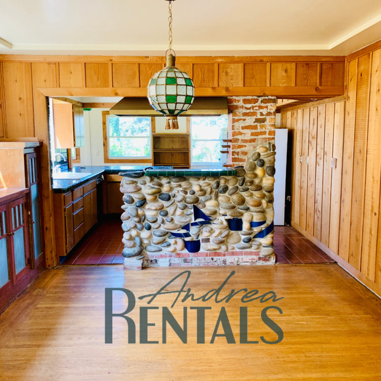 Eclectic and cozy 2BD/1BA Oakland home, just a few blocks off Piedmont Avenue, available NOW for 1 year rental.