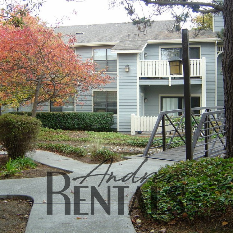 Bright and Modern 2bed/2bath in Gated Community on the East Bay Waterfront!