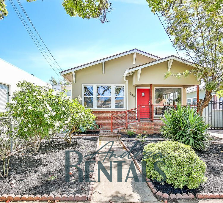 Beautifully Updated Berkeley Bungalow near North Berkeley BART Available October 1!