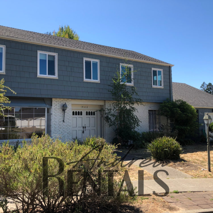 Spacious & Comfortable 4 Bedroom/2 Bath Conveniently Located in the El Cerrito Hills!