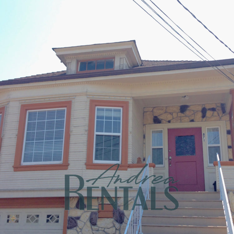 Cute, early 1900's NOBE house+ In-Law, updated with vintage charm, on the Oakland/Berkeley/Emeryville border!