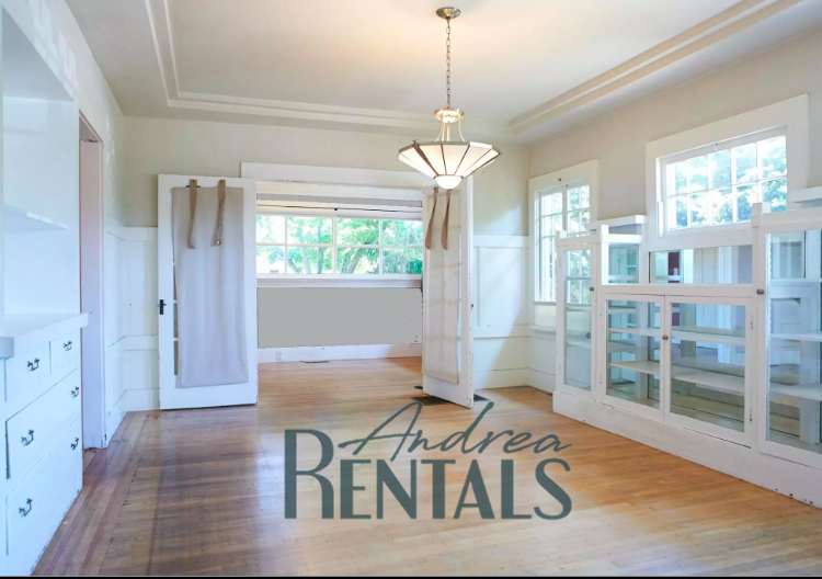 Lovely 2BD/2BA Craftsman Home in Temescal Available April 15th!