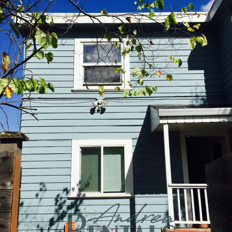 Bright, upstairs 2bed/1bath apartment available in Berkeley!