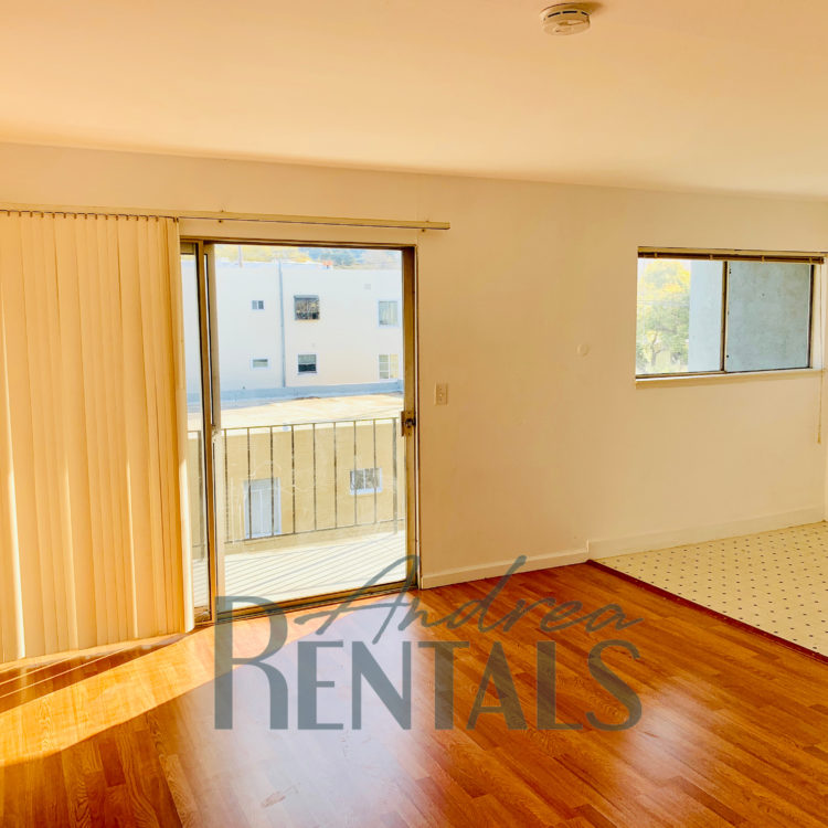 Clean and sunny 2/bed apartment in great North Berkeley neighborhood!