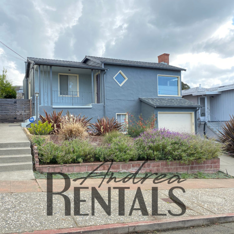 Sweet 2BD/1BA in Richmond Annex at El Cerrito Border!