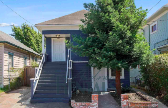 Charmingly remodeled 3BR/1BA in great location – take a Virtual Tour Now!