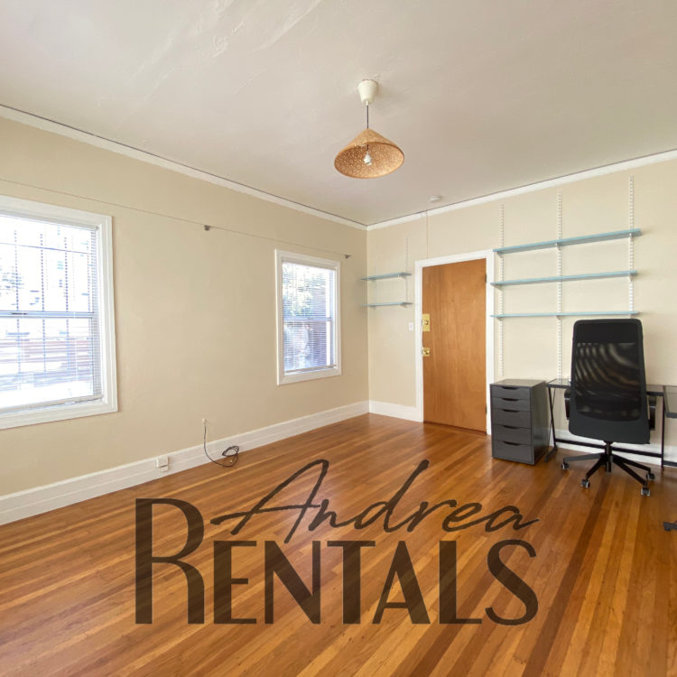 Charming top floor studio apartments available now – Take a Virtual Tour Now