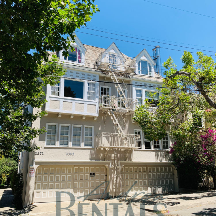 Beautiful Mediterranean-style 2+bedroom/1bath flat in perfect Berkeley location!