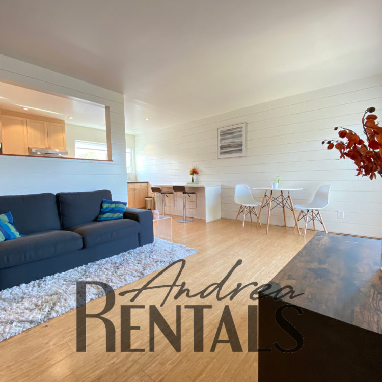 Located in very desirable southwest Berkeley, this ultra-modern unfurnished 2bed/1bath condo is tucked back from the street – lots of quiet and privacy!
