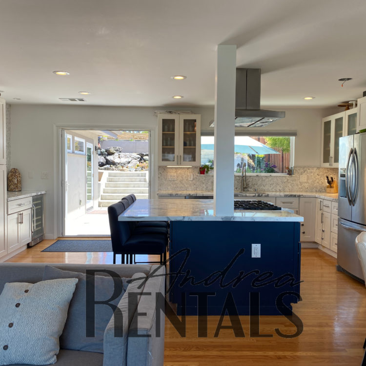 Expansive, Updated El Cerrito 3bd/2.5ba Gem with Terraced Yard and Views available August 15th!