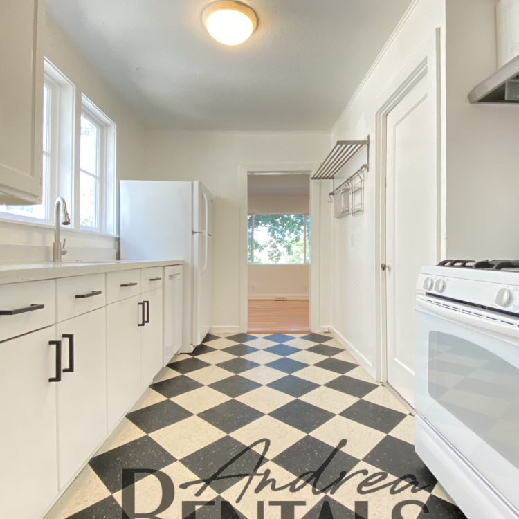 Bright, Freshly Painted 2bed Glenview In-law Unit with Private Entrance.